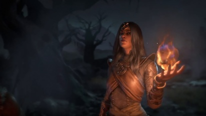 Diablo IV - Gameplay Trailer
