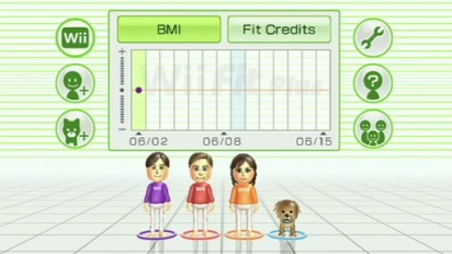 Wii Fit Plus - E3 09: Debut Trailer