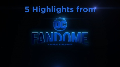 5 Highlights from DC Fandome