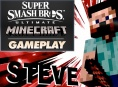Super Smash Bros. Ultimate x Minecraft - Gameplay