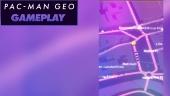 Pac-Man Geo - Gameplay
