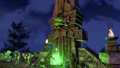 The Elder Scrolls Online - Flames of Ambition Gameplay Trailer