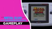 Metal Slug: 1st Mission - Gameplay