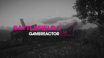 Livestream - Battlefield 1 (Shooter Week)
