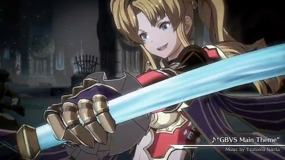 Granblue Fantasy: Versus - Opening Movie (Japanese)