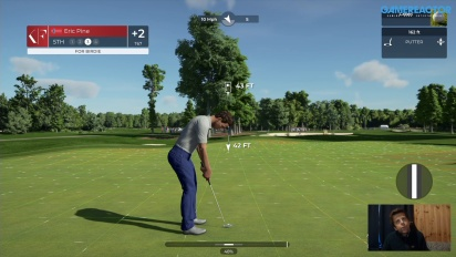 PGA Tour 2K21 - Livestream Replay