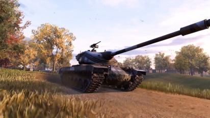 World of Tanks - Flashpoint Season Trailer