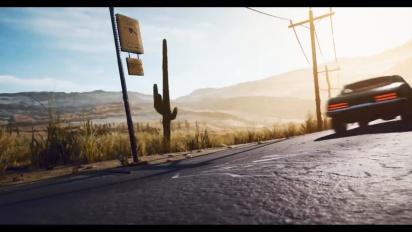 Gas Station Simulator - Launch Trailer