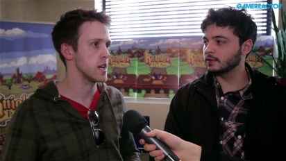 GDC: Knights of Pen & Paper - Interview