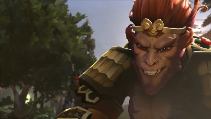 Dota 2 - Monkey King Teaser
