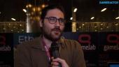 Etherborn - Samuel Cohen & Carles Triviño Massó Interview