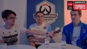 Overwatch - UK Overwatch World Cup team interview