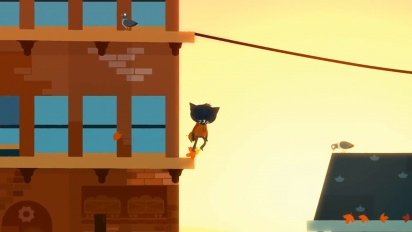 Night in the Woods - Nintendo Switch Announcement