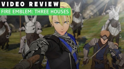 Fire Emblem: Three Houses - Video Review