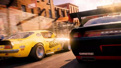 GRID - 'Road to Glory' Gameplay Trailer