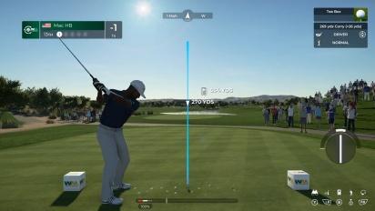 PGA TOUR 2K21 - First Look Gameplay
