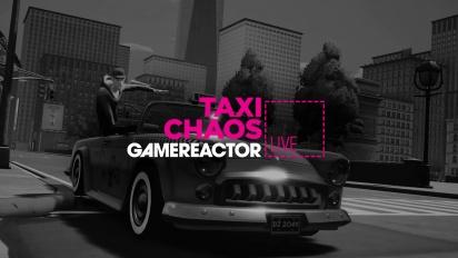 Taxi Chaos - Livestream Replay