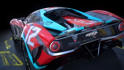 Rise: Race the Future - Project Announcement Trailer