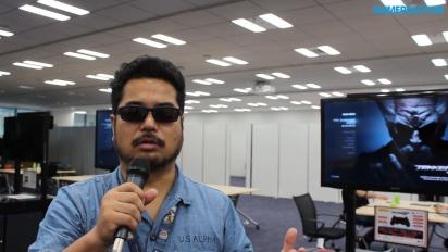 Tekken 7 - Katsuhiro Harada Interview