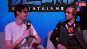 IEM Katowice 2017 - Breez Interview from Fnatic