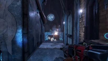 Quake Champions - Blood Covenant Arena Trailer