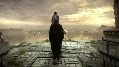 Shadow of the Colossus - Bluepoint Studio Tour