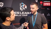 PES League Berlin - Lennart Bobzien Interview