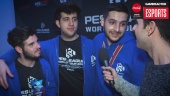 PES League Berlin - Broken Silence Co-Op Winners Interview