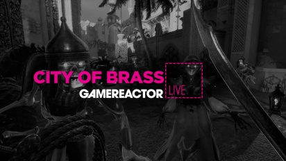 City of Brass - Livestream Replay
