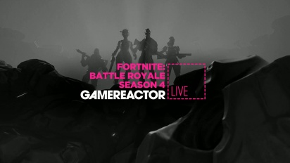 Livestream Replay - Fortnite: Battle Royale Season 4