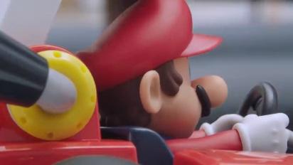 Mario Kart Live: Home Circuit - Release Trailer