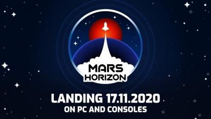 Mars Horizon - Feature Reveal trailer