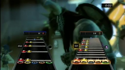 Guitar Hero 5 - Multiplayer RockFest Trailer