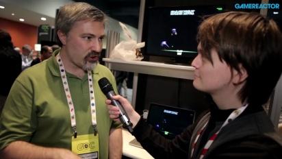 GDC: Space Hulk - Interview