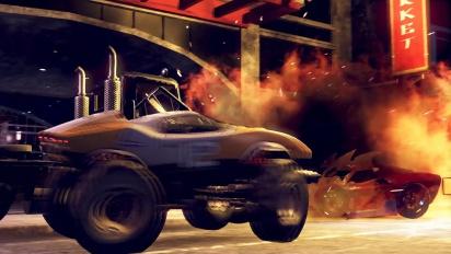 Carmageddon: Max Damage console trailer 2
