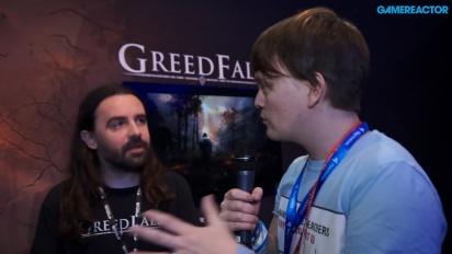Greedfall - Marie-Cécile Jacq & Sébastien Di Ruzza Interview