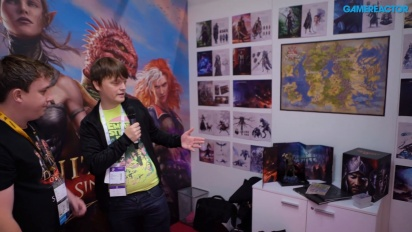 Divinity: Original Sin II - Kieron Kelly Interview