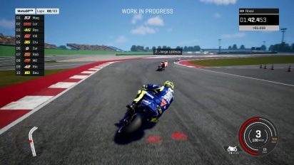 MotoGP 18 - Valentino Rossi Gameplay
