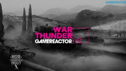 War Thunder on Xbox One - Livestream replay