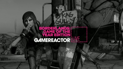 Borderlands: Game of the Year Edition - Livestream Replay