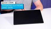 Lenovo ThinkPad X1 Carbon Extreme (Gen 2) - Quick Look