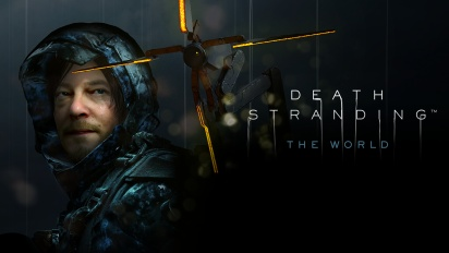 Death Stranding - The World (Sponsored #4)