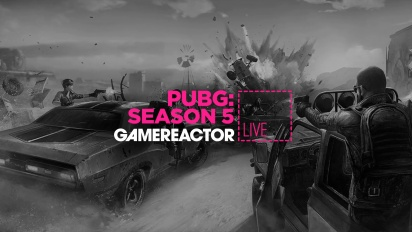 PlayerUnknown's Battlegrounds - Season 5 Livestream Replay