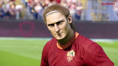 eFootball PES 2021 - PES x AS Roma Partnership Announcement Trailer