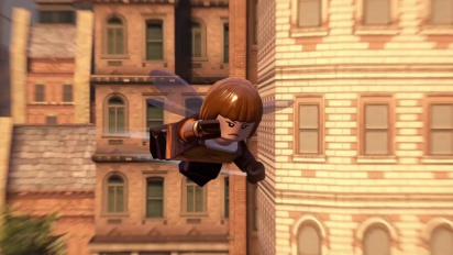 Lego Marvel Avengers - Open World Trailer