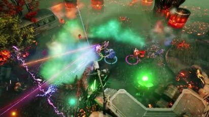 Alienation - Gameplay Trailer