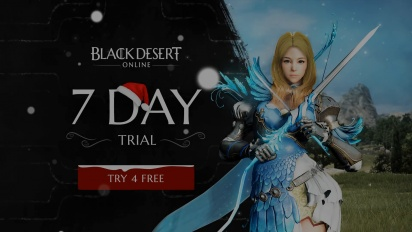 Black Desert Online - Christmas Commercial