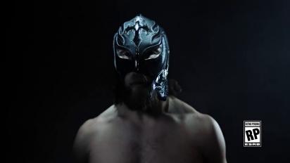 WWE 2K19 - Rey Mysterio Pre-order Trailer