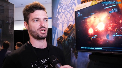 Warhammer 40,000: Inquisitor - Martyr - Gergely Vas Interview