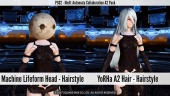 Phantasy Star Online 2 - NieR: Automata Collaboration Packs